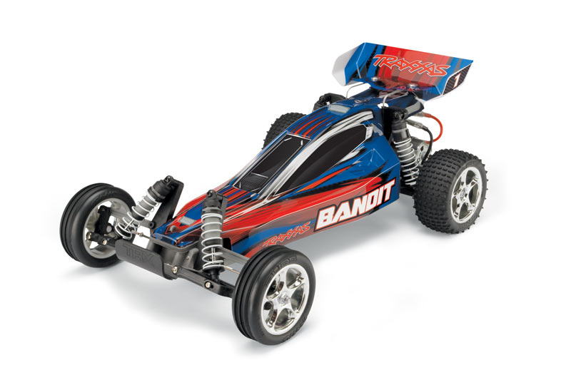 Bandit 1/10 Extreme Sports Buggy Blue, RTR W/ iD Battery